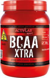 Activlab BCAA Xtra Czarna porzeczka 500g