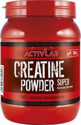 Activlab Creatine Powder Czarna porzeczka 500g