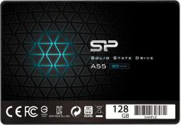 Dysk SSD Silicon Power Silicon Power A55 128 GB 2.5'' SATA III (SP128GBSS3A55S25)