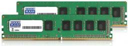 Pamięć GoodRam DDR4, 8 GB,2400MHz, CL17 (GR2400D464L17S/8GDC)