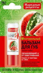 Fitocosmetics Naturalny balsam do ust Soczysty Arbuz 4,5 g