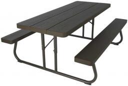 LIFETIME Stół piknikowy 183 cm (60112)