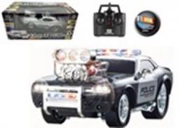 Norimpex Auto na radio Policja USB ładowarka (NO-1000916)