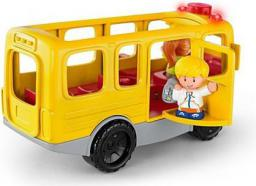 Mattel Fisher Price Little People Autobus Malego Odkrywcy (FKX03)