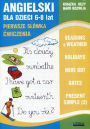 Angielski dla dzieci 6-8 lat Zeszyt 9