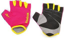 Reebok Rękawiczki do ćwiczeń Reebok Fitness  r. S (11132MG)