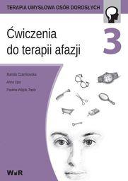 Ćwiczenia do terapii afazji cz. 3