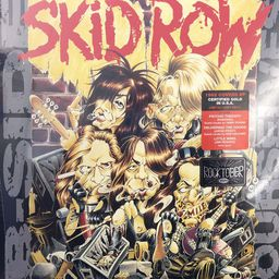 ROCK SKID ROW B-SIDE OURSELVES