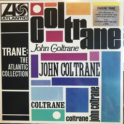 Coltrane, John Trane: The Atlantic Collection