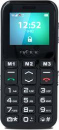 Telefon komórkowy myPhone Halo Mini 2 czarny
