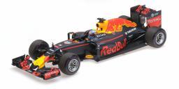 Minichamps Red Bull Racing TAG-Heuer RB12 #3 Daniel Ricciardo 1st Pole Position Monaco GP 2016 (117160103)