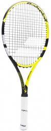 BABOLAT Rakieta tenisowa Boost Areo grip 2 czarno-biało-żółta