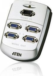 Aten Rozdzielacz Splitter VGA 4 portowy (4710423776340)