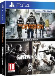 Zestaw Rainbow Six Siege + The Division