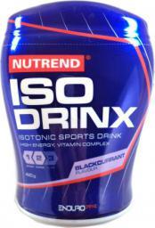 Nutrend IsodrinX Czarna porzeczka 420g