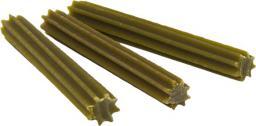 Recosnack Dental Sticks Gwiazdki Zielone 12 cm 1 szt