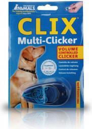 Clix Multi-Clicker niebieski - regulacja głośności