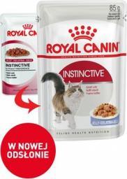 Royal Canin KITTEN INSTINCTIVE  galaretka 85g saszetka