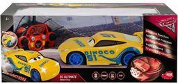 Dickie Auto na radio Ultimate Cruz Ramirez 1:16 żółte