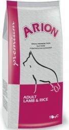 ARION PETFOOD Adult Premium Lamb And Rice /bordowy/ 10+2kg