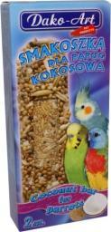 Dako-Art Pokarm dla papug Smakoszka kokosowa 2szt.