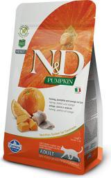 FARMINA PET FOODS N&d Kot 300g Pumpkin  Herring  Orange