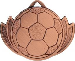 Tryumf Medal brązowy- piłka nożna z miejscem na emblemat 26mm (MMC2838/B)