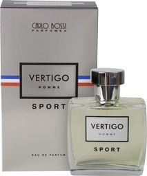 Carlo Bossi Vertigo Sport Homme EDP 100ml