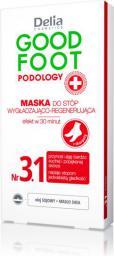 Delia Stopy 3.1 Maska wygładzająco-regenerująca 10ml