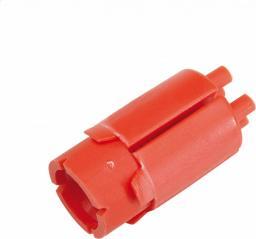 LEKI Tulejka klasyczna 18 mm czerwona (880100106)