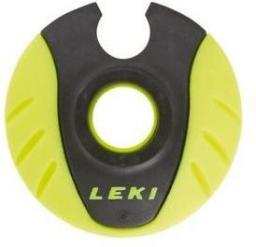 LEKI Talerzyk narciarski Cobra black-yellow (856003112)