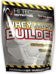 Hi-tec Whey Mass Builder Wanilia 1500g
