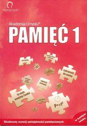 Program Akademia Umysłu - Pamięć 1 - 120962