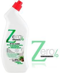 PERVOJE RESHENIJE ZERO Żel do mycia WC na bazie 10%  kwasu cytrynowego 750ml