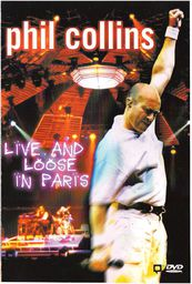 POP COLLINS, PHIL IN PARIS LIVE AND LOOSE