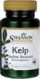 Swanson Kelp 250 kaps