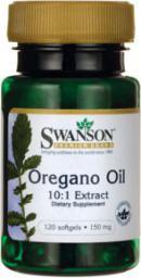 Swanson Oregano Oil 120 kaps.