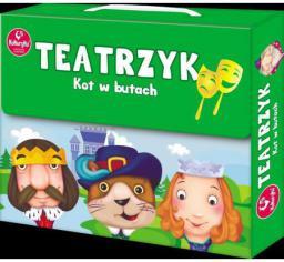Promatek Teatrzyk - Kot w butach  (3353)