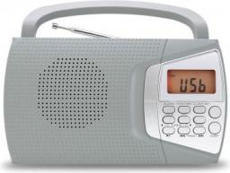 Radio Eltra DOMINIKA 2 USB, szare