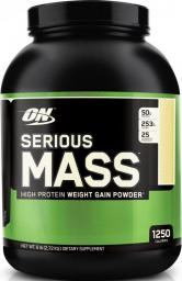 Optimum Nutrition Serious Mass Banan 2730g