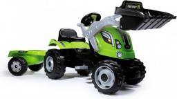 Smoby Traktor Farmer Max z przyczepką - GXP-606069