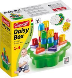 Quercetti Układanka Daisy box chunky pets, 28 elementów