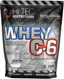 Hi-tec Whey Czekolada biała C-6 1kg