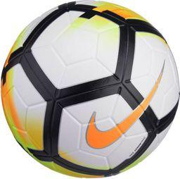 Nike Piłka nożna NK Pitch biała r. 4 (SC3136 100)