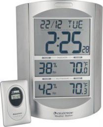 Stacja pogody Celestron LCD (822607/47007)