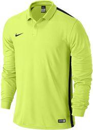 Nike Koszulka Junior Challenge zielona r. S (645914 715)