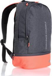 4f Plecak sportowy H4Z17-PCD002 14L koralowo- czarny