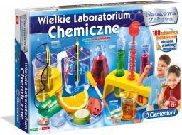 Clementoni Wielkie Laboratorium Chemiczne