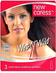 UNIMIL NEW CARESS WET'N'WILD 102336 - 5011831083556