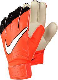 Nike Rękawice bramkarskie GK Match pomarańczowe r. 11 (GS0282 877)